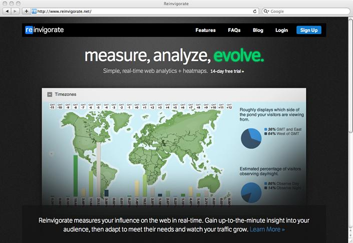 reinvigorate Analytics