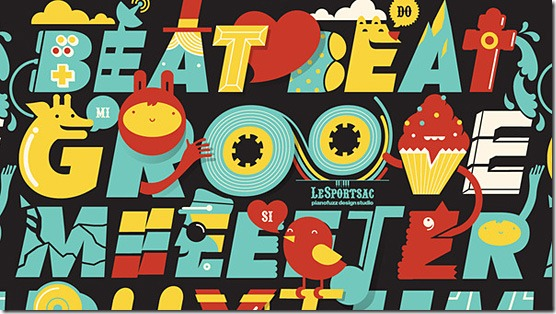 LeSportsac Beat Beat