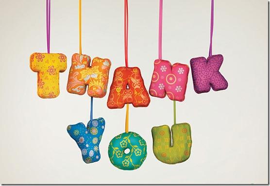NSPCC Thank You