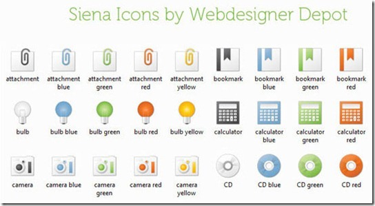 High-Quality Icon Sets