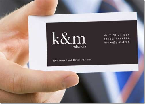 Free PSD Business Card Template20