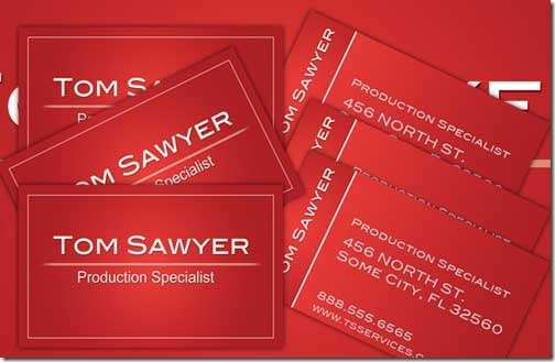 TS Business Card