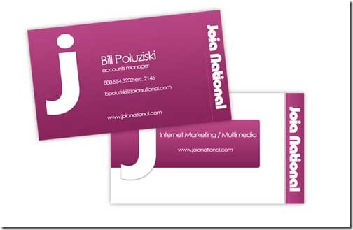 Free PSD Business Card Template8