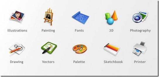 High-Quality Icon Sets