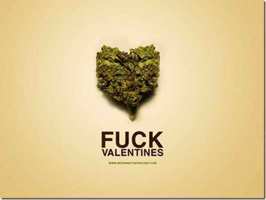 Fuck valentines wallpaper pack