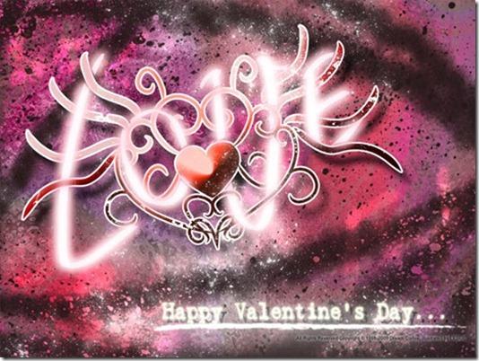 Dream Cortex Valentine's Day Wallpaper 04
