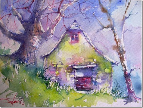 Home Watercolor