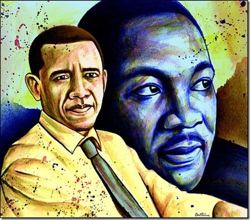 Watercolor21 Obama