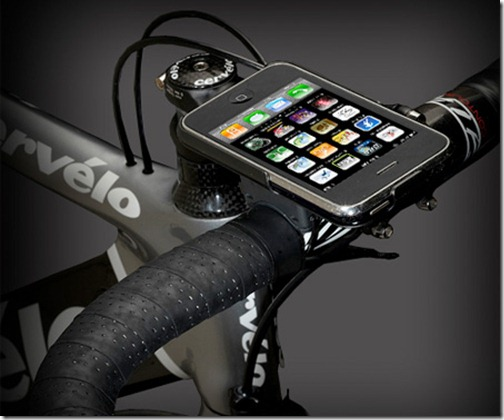 iPhone Bicycle Mount