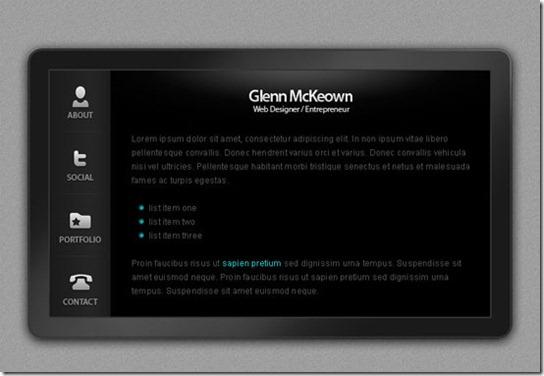 Plasma Card – A Virtual Business Card