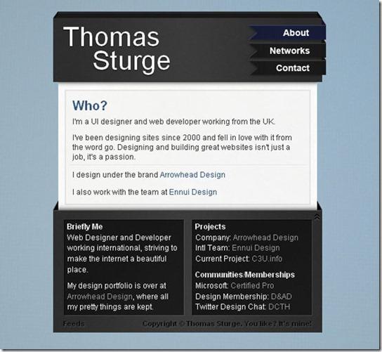 Thomas Sturge
