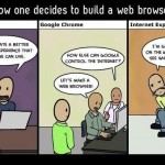 How one decides to build a Web Browser