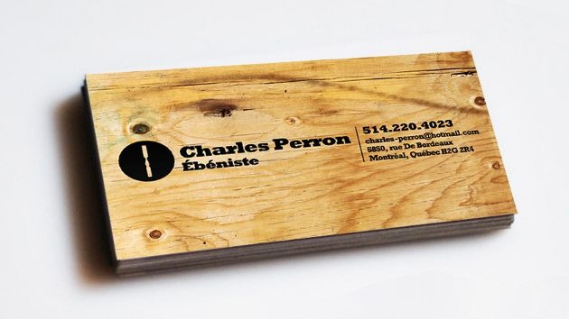 20 amazing wood business cards brown wood business card 11 colourmoves