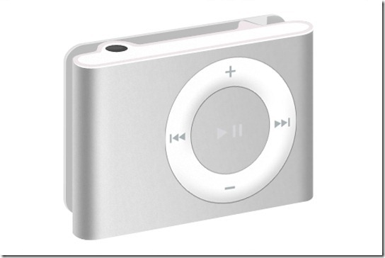 Create an Apple iPod Shuffle in Photoshop