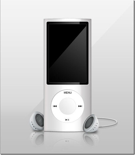 How to Create a Stylish Apple iPod Nano in Photoshop