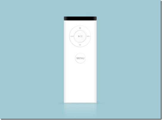Apple Remote in Photoshop