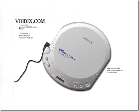 Creating a CD PLayer in Photoshop