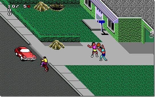 Paperboy(1984)