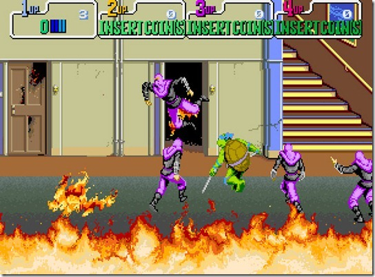 Teenage Mutant Ninja Turtles (1989)