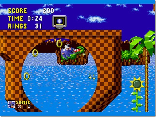 Sonic the Hedgehog (1991)