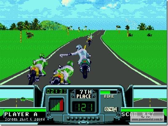 Road Rash (1991)