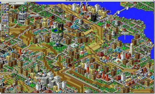 Sim City 2000 (1993)