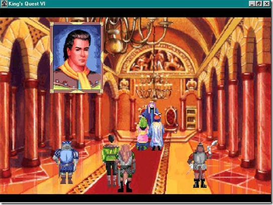 Kings Quest VI (1993)