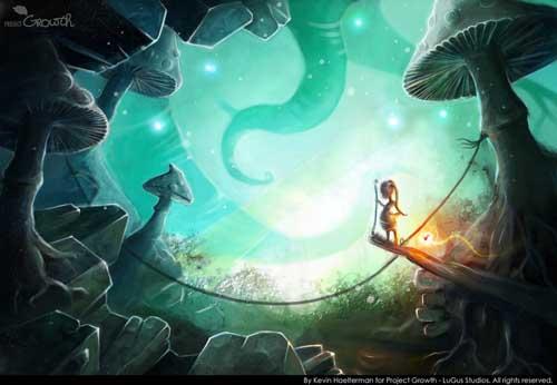 25 Epic Examples of Digital Paintings Art