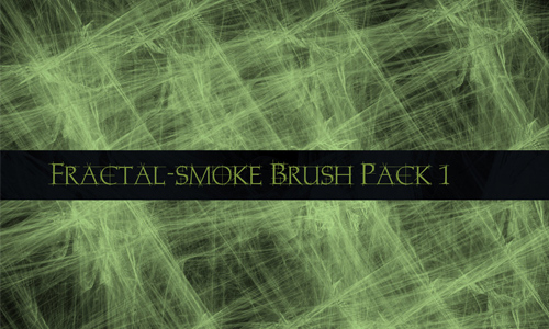 40 Awesome Free Smoke Photoshop Brushes Sets