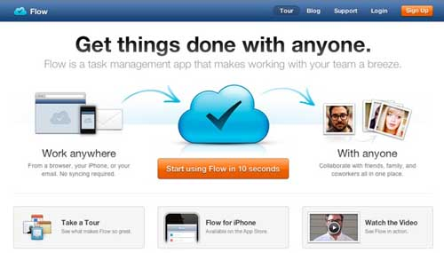 Seven Promising Web Based Apps Task Managers
