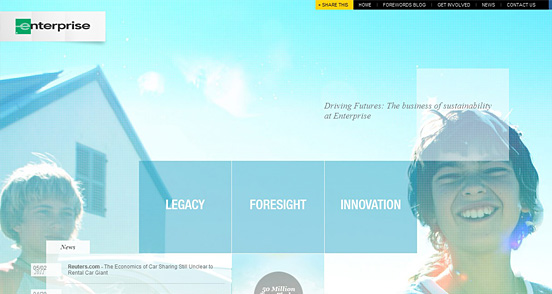 30 Creative Website Designs For Graphic Designers