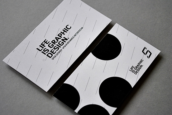 SFER design Business Card