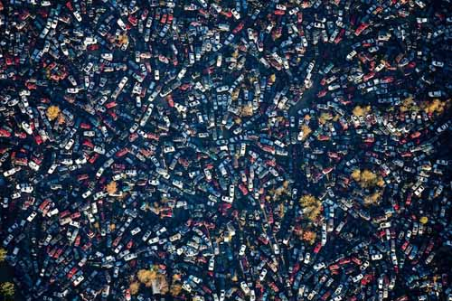 20 Fantastic Photographs Taken From Sky
