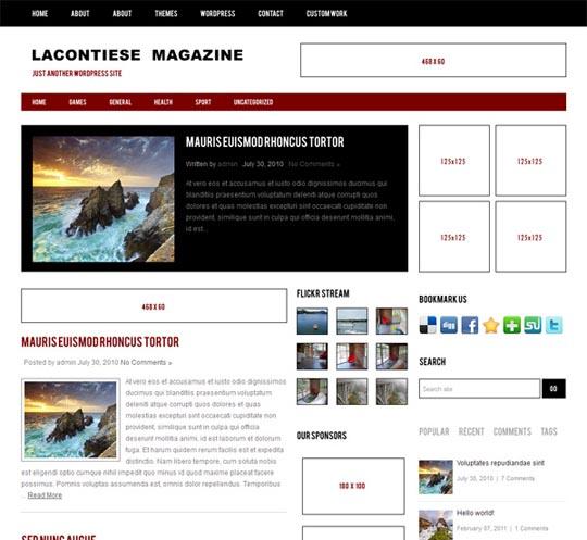 Lacontise Magazine