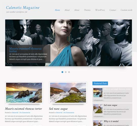 Calenotis Magazine