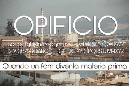 Top Downloads of Free Fonts in 2011