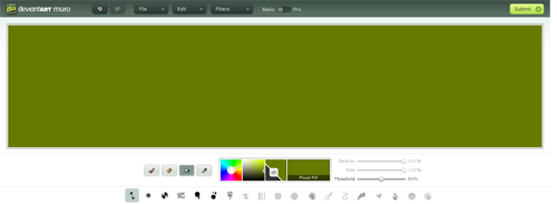 Great HTML5 Web Based Apps For Designers