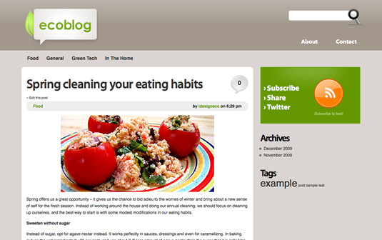 ecoblog-theme