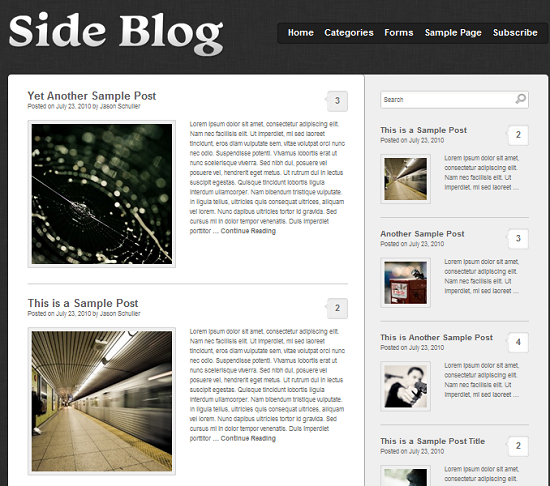 sideblog-theme