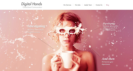 Fresh Inspirational CSS Web Design of 2011