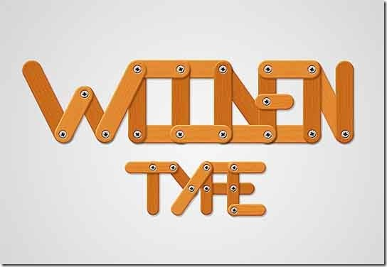 Create-a-Funny-Wooden-Type-Treatment-in-Photoshop