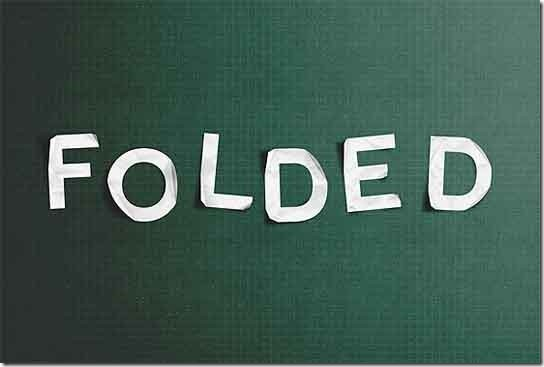 Create-a-realistic-folded-paper-text-in-Photoshop