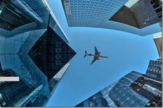 Fly over by Marc Pelissier