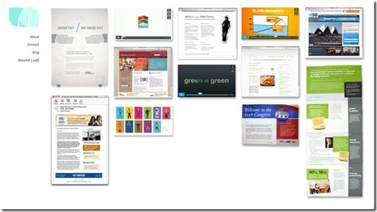 Masonry jQuery Web Design-14