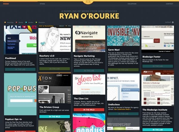 25 Powerful Examples of Masonry jQuery Web Design