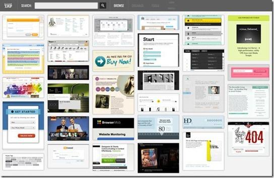 Masonry jQuery Web Design-1