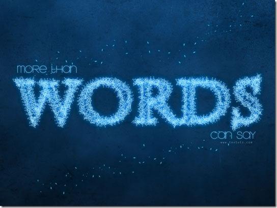 Simple-Fireflies-Text-Effect