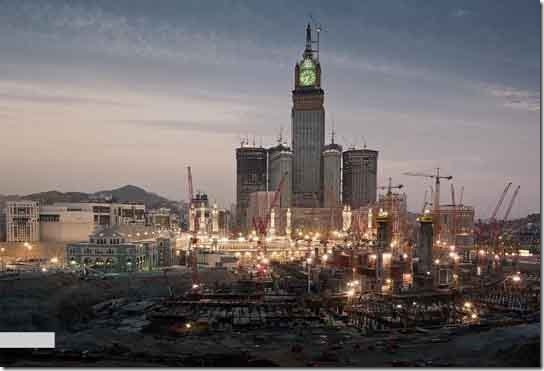 The largest clock tower in the world by yazeed alshehri
