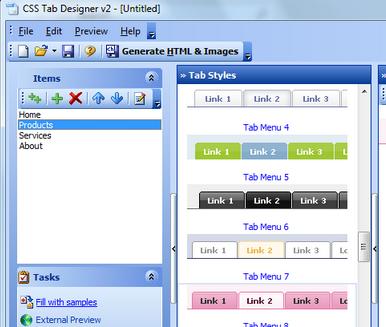 css-tab-designer