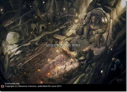 40 Extremely Video Game Concept Art